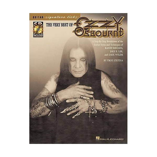 The Very Best Of Ozzy Osbourne: Guitar Signature Licks