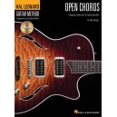 Hal Leonard Guitar Method: Open Chords