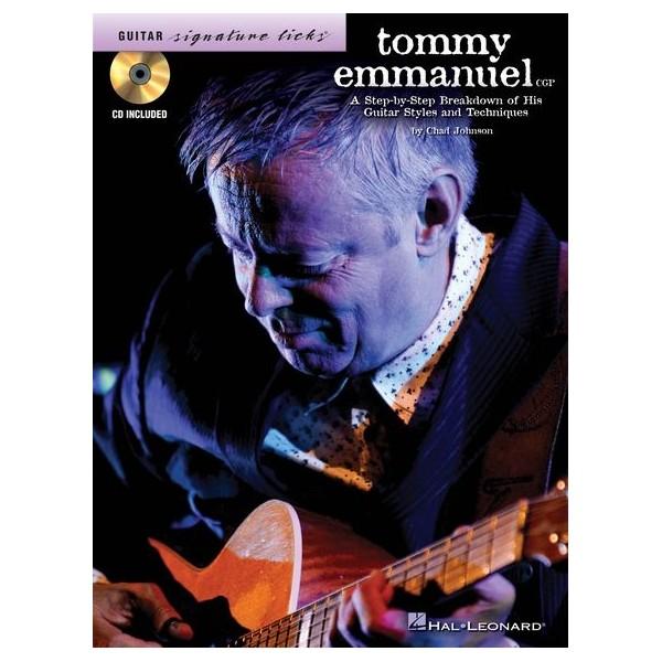 Tommy Emmanuel: Signature Licks Guitar