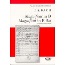Bach, J S - Magnificats in D and in E Flat
