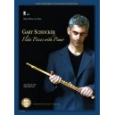 Gary Schocker: Flute Pieces With Piano - Music Minus One
