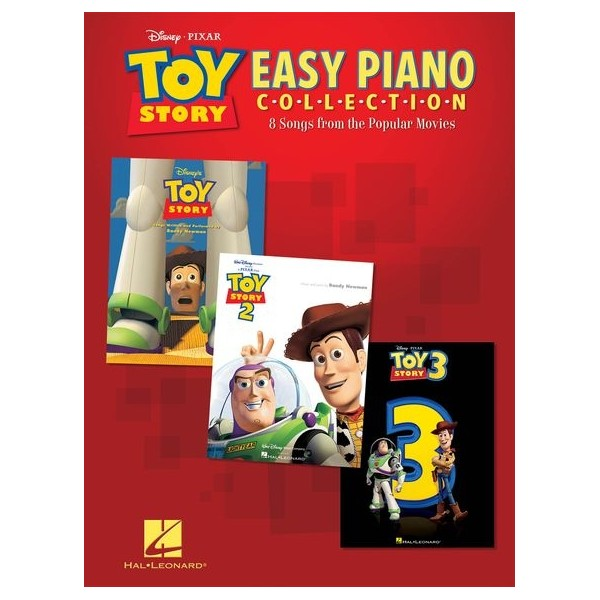 Toy Story - Easy Piano Collection