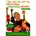 Mike Jackson: Uken Play Supa Easy Ukulele (Book/CD)