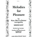 Melodies for Pleasure arr Hunt