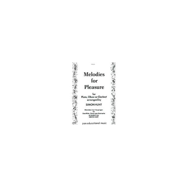 Melodies for Pleasure arr Hunt