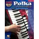 Accordion Play-Along Volume 1: Polka Favourites