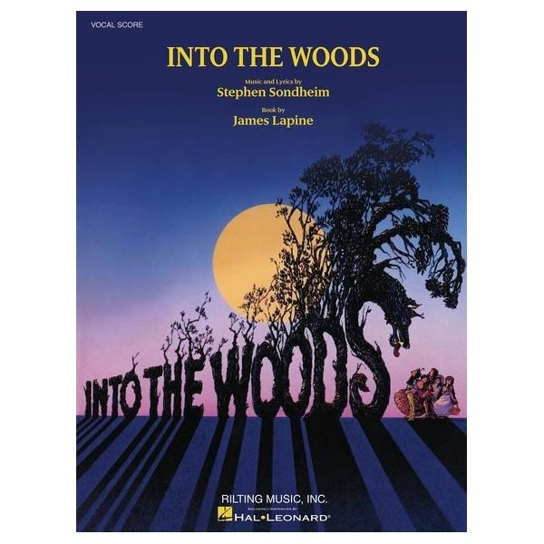 Stephen Sondheim: Into The Woods - Vocal Score