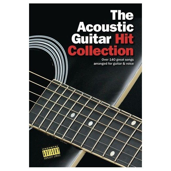 The Acoustic Guitar Hit Collection