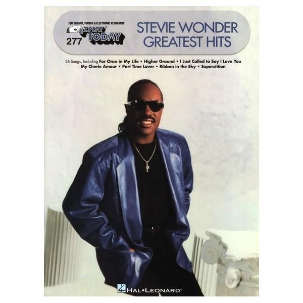 E-Z Play Today Volume 277: Stevie Wonder Greatest Hits