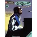 Jazz Play Along Volume 52: Stevie Wonder