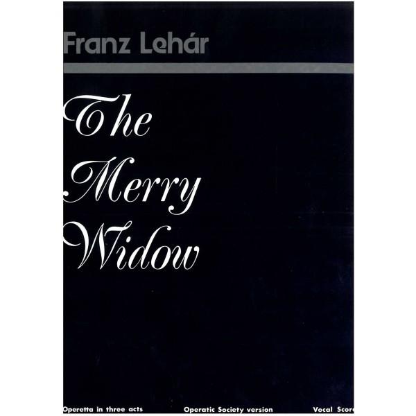 Lehar, Franz - The Merry Widow - Vocal Score