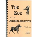 Sullivan, Arthur - The Zoo - Vocal Score