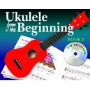 Ukulele From The Beginning: Book 2 (CD Edition) - Hussey, Christopher (Author)
