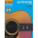 Hal Leonard Guitar Method: Easy Pop Rhythms - 2nd Edition