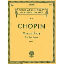 Frederic Chopin: Mazurkas For The Piano - Chopin, Frederic (Artist)