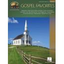 Piano Play-Along Volume 103: Gospel Favorites
