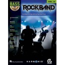 Bass Play-Along Volume 21: Rock Band