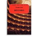 Verdi, Giuseppe - Don Carlo (Vocal Score)