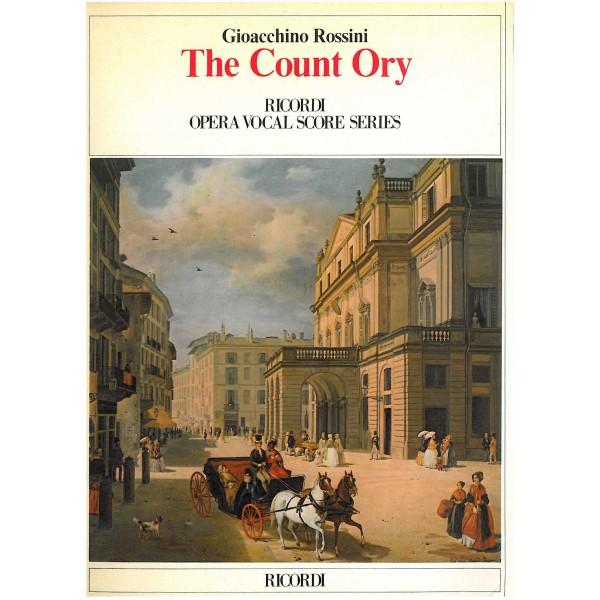 Rossini, Gioacchino - The Count Ory (V/score)