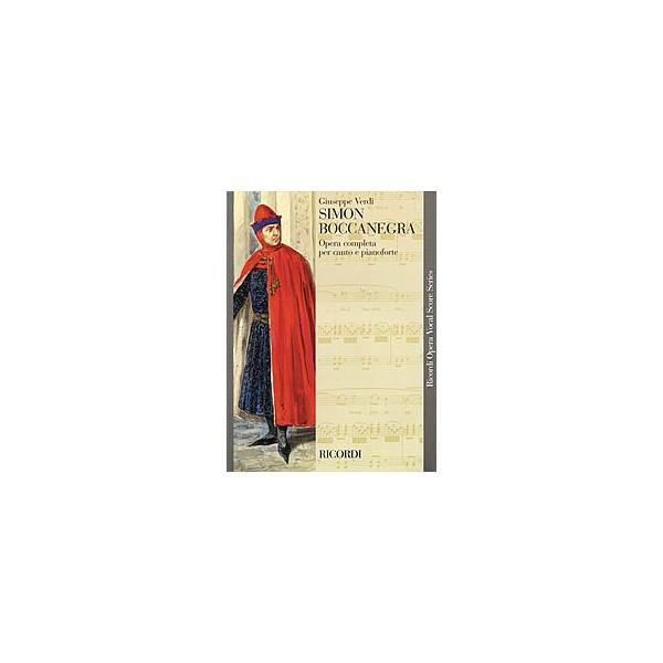 Verdi, Giuseppe - Simon Boccanegra (V/Score)