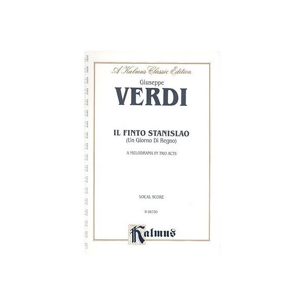 Verdi, Giuseppe - Un Giorno di Regno
