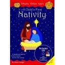 Alison Hedger: A Childs First Nativity (Bitesize Golden Apple) - Hedger, Alison (Composer)