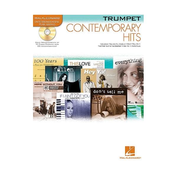 Instrumental Play-Along: Contemporary Hits (Trumpet)