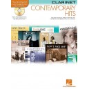 Instrumental Play-Along: Contemporary Hits (Clarinet)