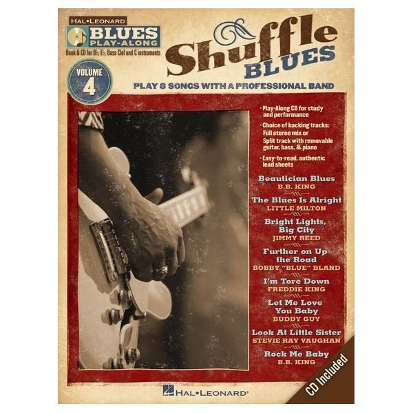 Blues Play-Along Volume 4: Shuffle Blues