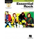 Instrumental Play-Along: Essential Rock (Trumpet)