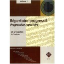 Repertoire Progressif - Volume One