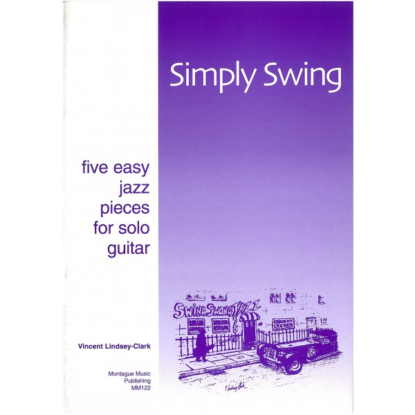 Lindsey-Clark - Simply Swing (Guitar)