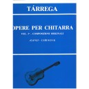 Tarrega, Francisco - Works for Guitar, Volume 3.
