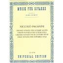 Paganini, Nicolo - Grand Sonata for Guitar Solo