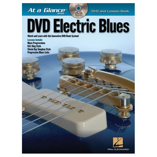At A Glance Guitar - Electric Blues
