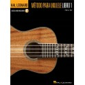 Hal Leonard Ukulele Method Book 1 (Spanish Edition)