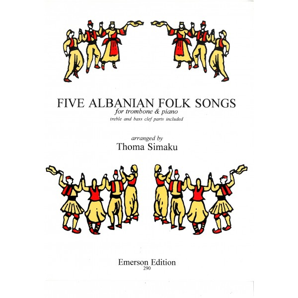 Five Albanian Folk Songs