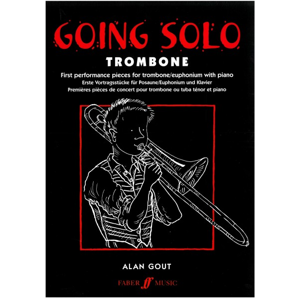 Gout, Alan - Going Solo (trombone and piano)