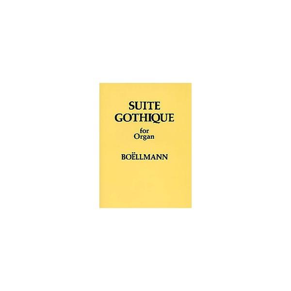 Boellmann Suite Gothique, Op. 25