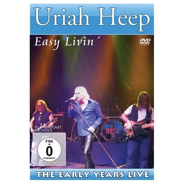 Uriah Heep - The Early Years Live