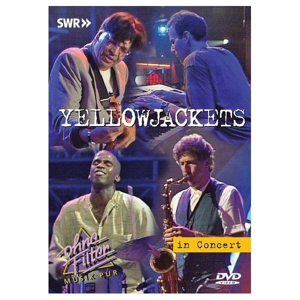 The Yellowjackets - In Concert