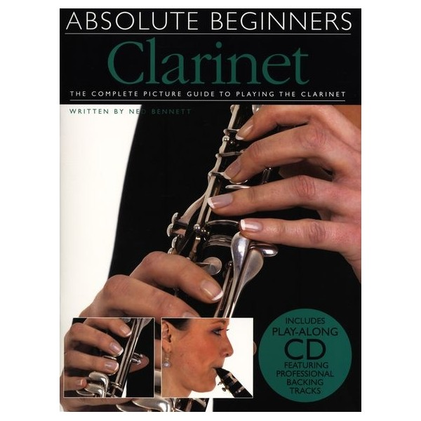 Absolute Beginners: Clarinet