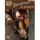 Violin Play-Along Volume 11: Bluegrass Classics