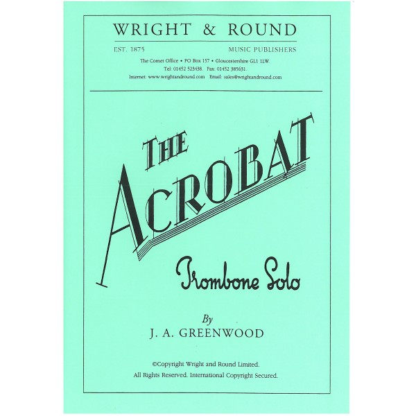 Greenwood, J A - The Acrobat