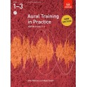 ABRSM Aural Training in Practice, Grades 1–3, with 2 CDs
