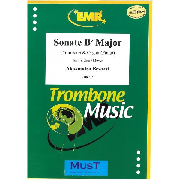 Besozzi, Alessandro - Sonate in Bb Major