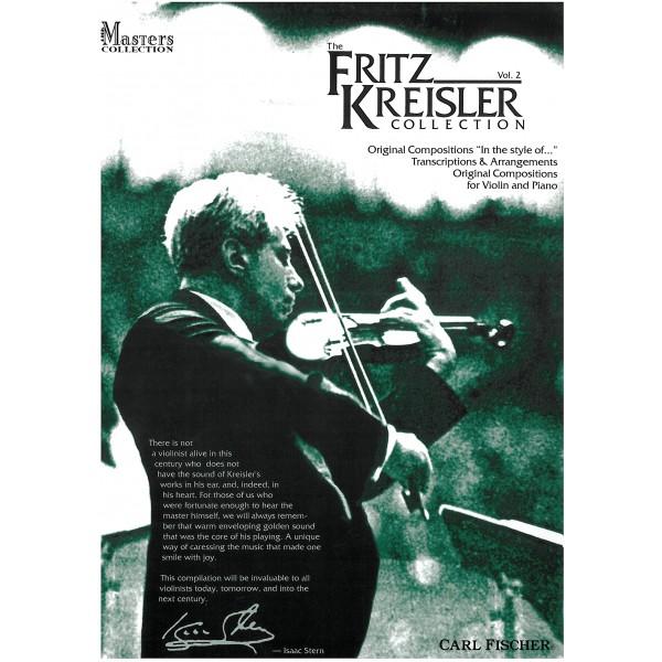 The Fritz Kreisler Collection Volume 2