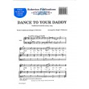"""arr Roberton - Dance to Your Daddy in Bb (c'-f"""")"""