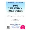 arr. Anderson - Two Ukrainian Folk Songs