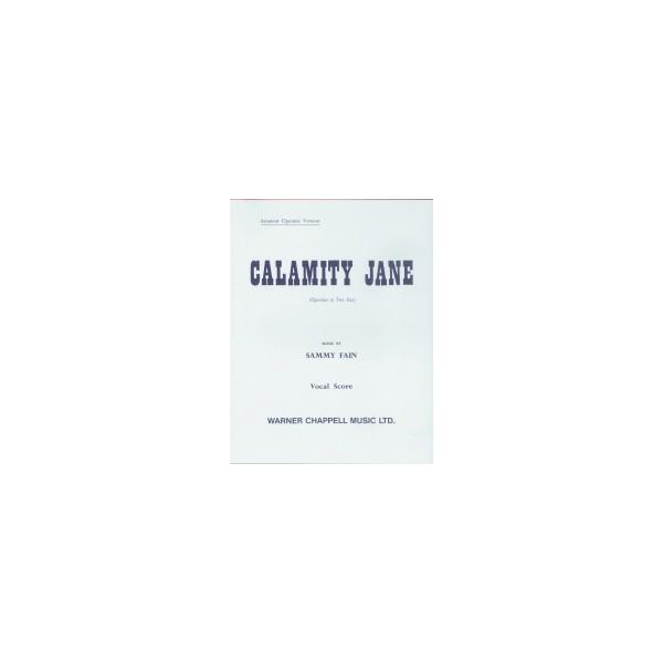 Calamity Jane (Sammy Fain) Vocal Score
